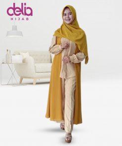 Baju Muslim Modern - Casandra Set - Delia Hijab
