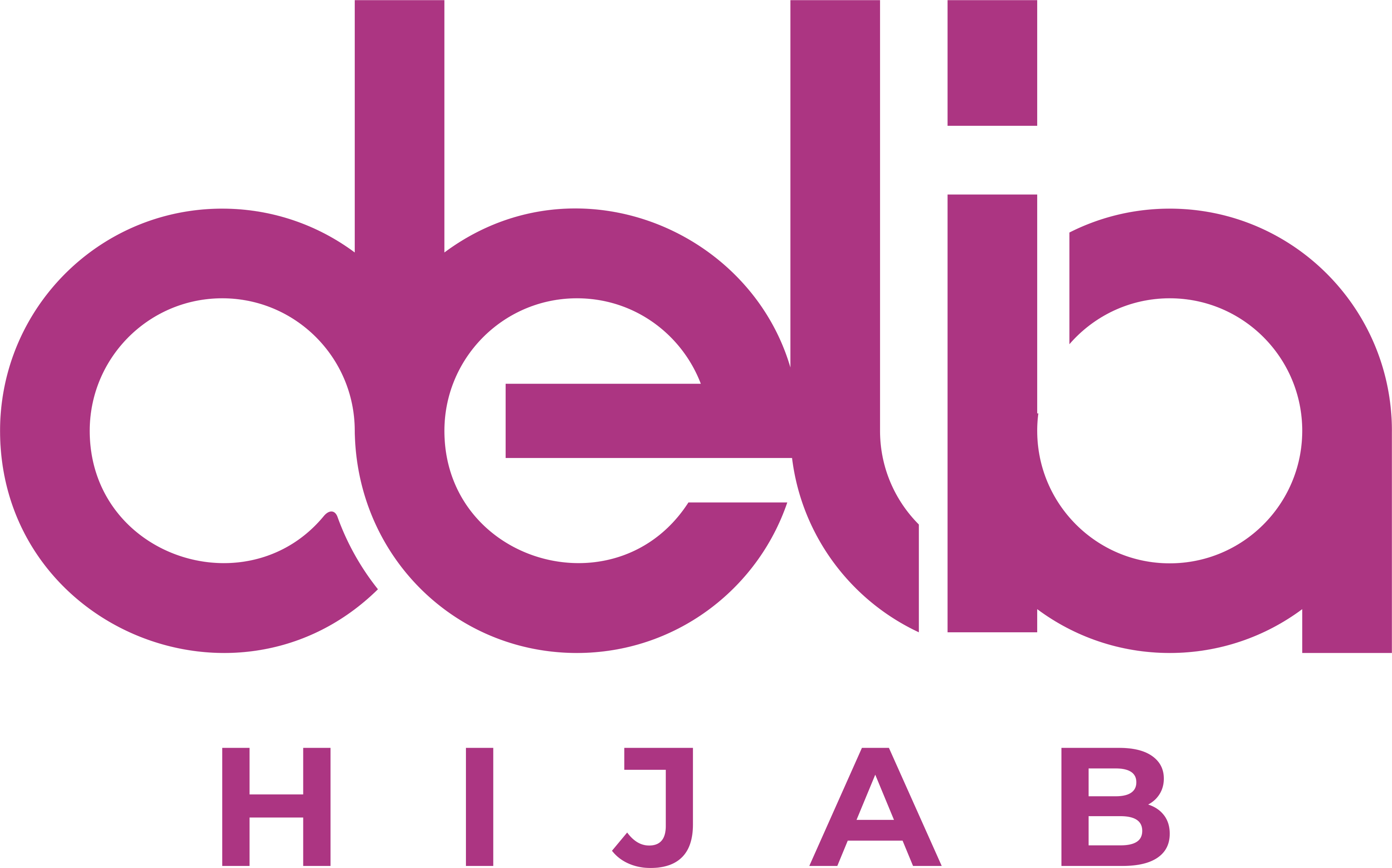 Logo Delia Hijab