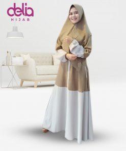 Gamis Syari Modis - Sherin Set - Delia Hijab