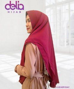 Kerudung Khimar Syari - Khimar 02 - Delia Hijab