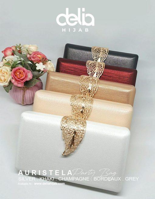 Tas Pesta Mewah - Auristela Pouch - Delia Hijab