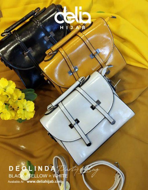 Tas Selempang Wanita - Deolinda Sling Bag - Delia Hijab
